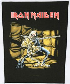 Iron Maiden - 'Piece of Mind' Giant Backpatch